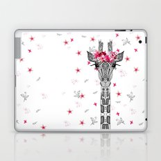 FLOWER GIRL Laptop & iPad Skin