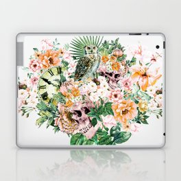 Interpretation of a dream - Owl with Skulls Laptop & iPad Skin