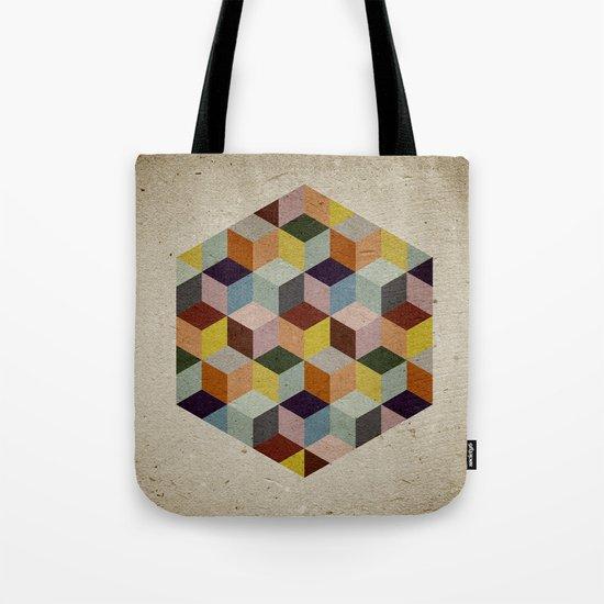 Dimension Tote Bag