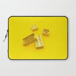 Duplo Yellow Laptop Sleeve