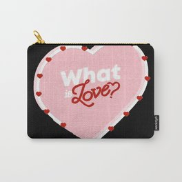 Twice what is love Carry-All Pouch
