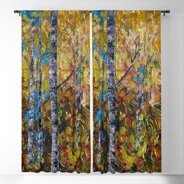 Aspens - III Blackout Curtain