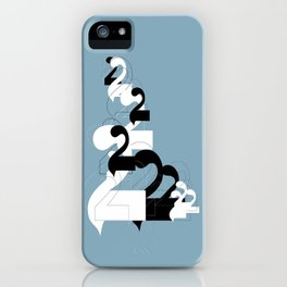 "Alap 28 ""Allap to the 28th Power"" iPhone Case"
