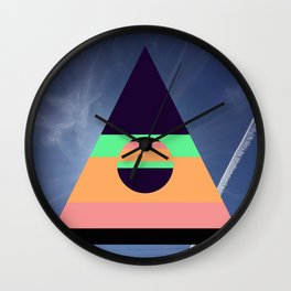 AdamsPOInt Wall Clock