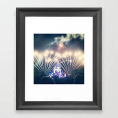 Disney World Framed Art Print