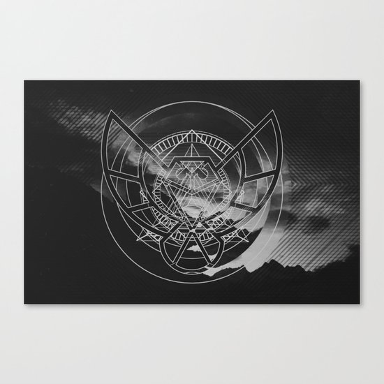 Forma 12 Canvas Print