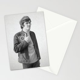 Donovan, 1966 Stationery Cards