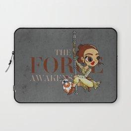 Rey The Force Awakens Laptop Sleeve
