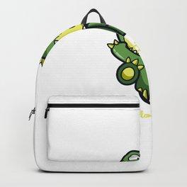 Hello Godzilla Backpack