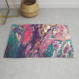 Fluid Color Rug