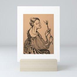 Gentle Mini Art Print