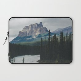 Above the Tree Line Laptop Sleeve