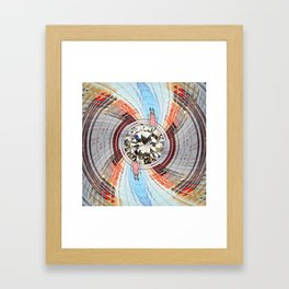 The Diamond in your life Framed Art Print