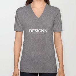 Designn Promo Unisex V-Neck