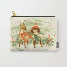 A Wobbly Pair Carry-All Pouch