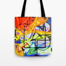 So Much On My Mind Tote Bag