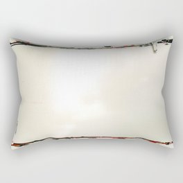acrylic frame Rectangular Pillow
