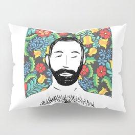 Beard Boy: Miguel Pillow Sham