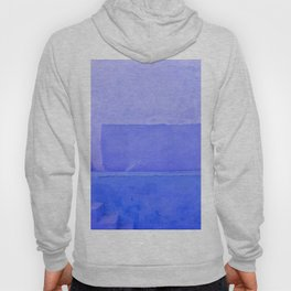 Blue City of Chefchaouen in Morocco Hoody