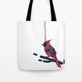 Cardenalis Cardenalis Tote Bag