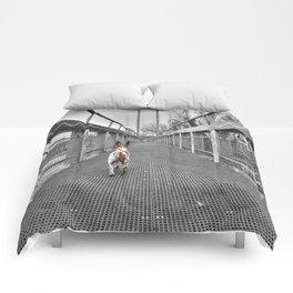 Keep Up Human Comforters