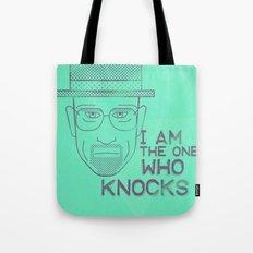 Breaking Bad - Faces - Heisenberg Tote Bag