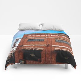 Cannery Row Comforters