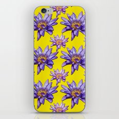 Water Lily Fire iPhone & iPod Skin