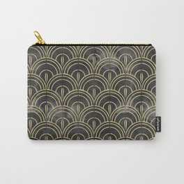 The Roaring Twenties Pattern Carry-All Pouch