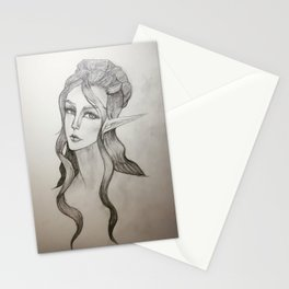 Eleven Maiden Stationery Cards