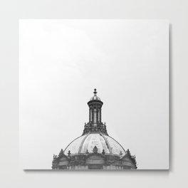 Minimal City I Metal Print