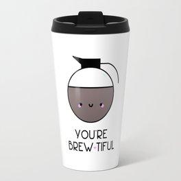 Beauty is in the eye of the Mug Holder Travel Mug