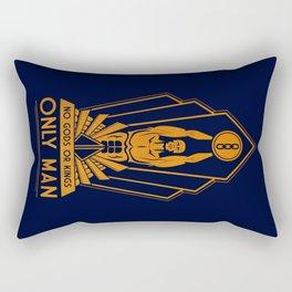 No Gods or Kings Rectangular Pillow