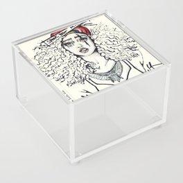#STUKGIRL SKY Acrylic Box