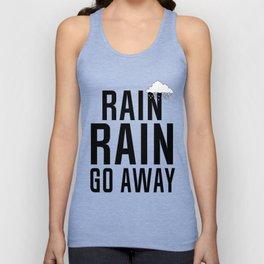 Rain Unisex Tank Top