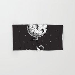Fly Moon Hand & Bath Towel