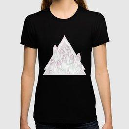 Crystals - Pink T-shirt