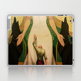 A goddess of his own Laptop & iPad Skin