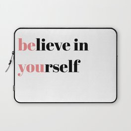 be you Laptop Sleeve