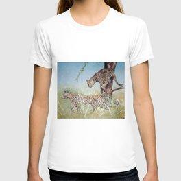 Game Park, E. A. T-shirt