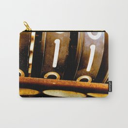 Junk Yard Time Lord Carry-All Pouch