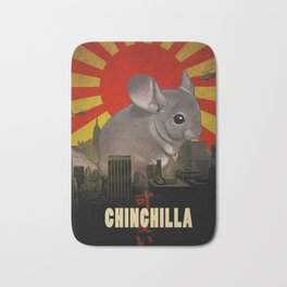 Chinchilla Kaiju Bath Mat
