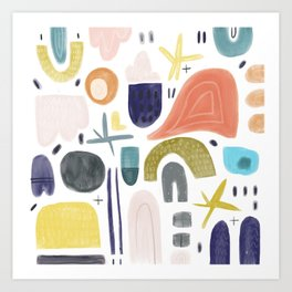 Good dream Art Print