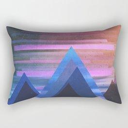 Fractions B08 Rectangular Pillow