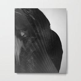 Andro Heavy III Metal Print