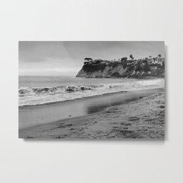 San Pedro, CA - I Metal Print