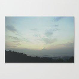 AROUND THE WORLD // SETUMBU HILL I Canvas Print
