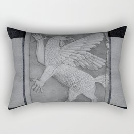Tiamat Rectangular Pillow
