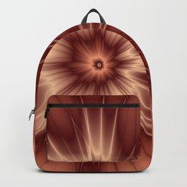 Fractal Radiate Flower Backpack
