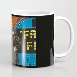Richard Dawson Coffee Mug